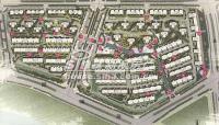 百旺茉莉园 实景图 总体规划图