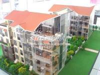 亿城天筑 实景图 房屋模型