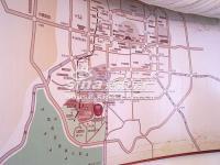 亿城天筑 实景图 售楼处内地图展板