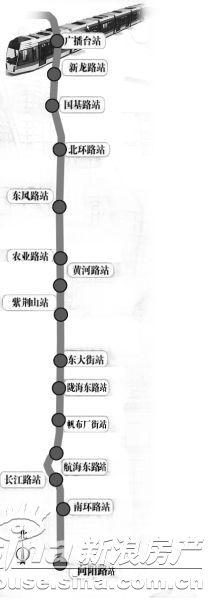 """轨道公司相关负责人说,2号线站点施工,原则上尽量采用""""占一补一""""的"""