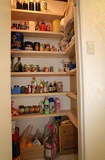食品贮藏室pantry(图)