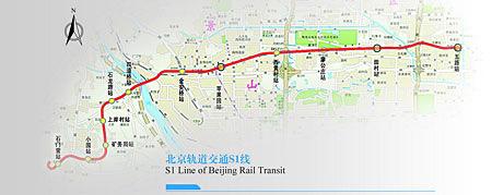 地铁6号线线路图图片大全 图为地铁6号线线路图图片