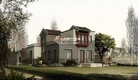 涿州京都颐和城别墅