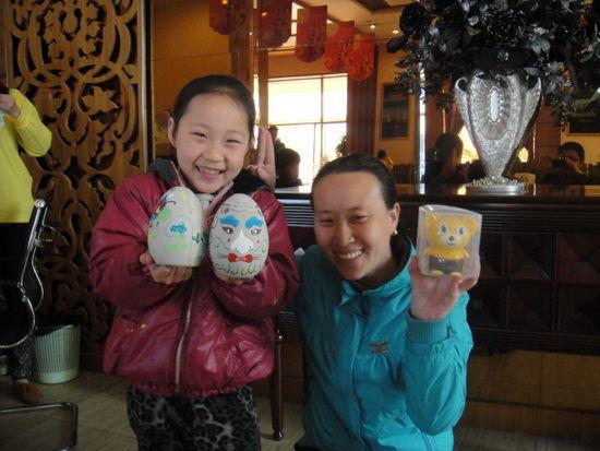 金日紫都复活节手绘彩蛋活动圆满结束
