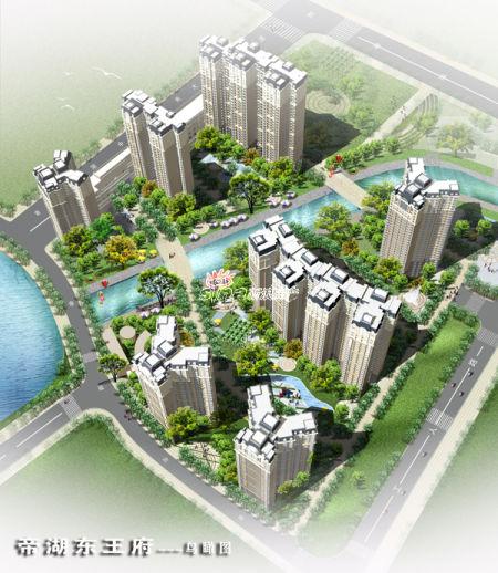 帝湖花园仅剩135至180平米三房均价7000元每平