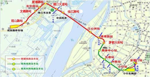 看浦口新城规划 搜十号线周边楼盘 图