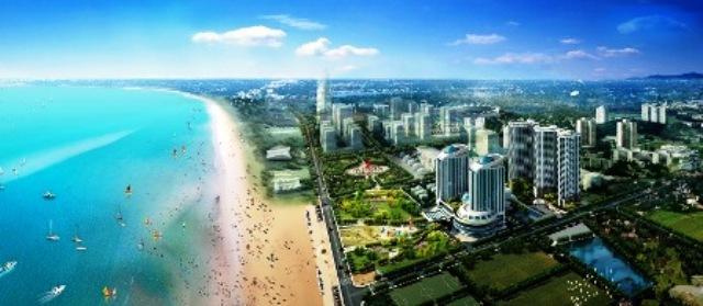 是秦皇岛唯一一座建在城市公园里的一线海景高档住区