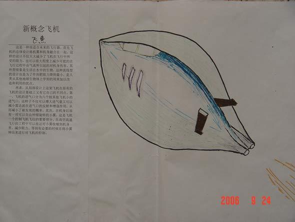 作品:朱顺利之飞鱼