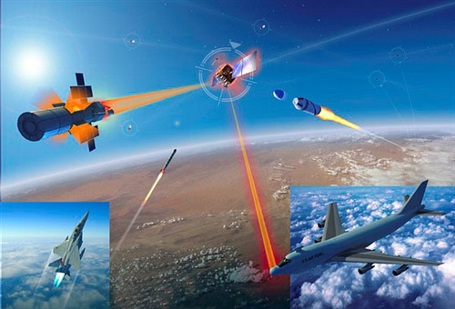 美激进派专家认为中国正在为未来太空战作准备