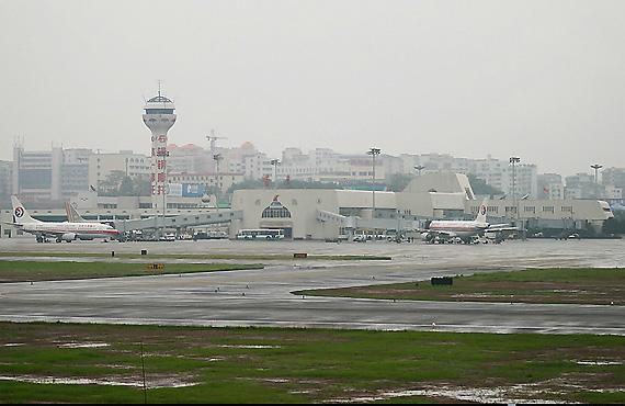重庆江北机场简介
