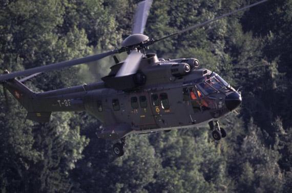 巴西空军欲购12架超级美洲豹中型直升机(图)
