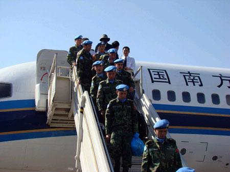 解读中国维和部队:传染疾病成最大威胁(图)