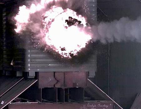 美海军测试高能电磁轨道炮射程可超过200海里