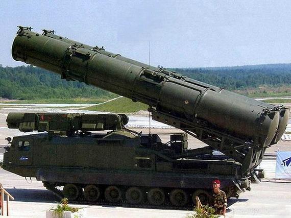 俄军承认现有反导系统无法对抗美军空中打击