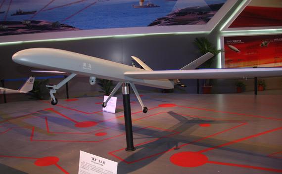 翼龙无人机具备全自主飞行能力摄影:门广阔新浪独家图片,未经许可不得转载。