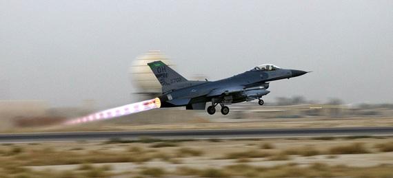 资料图:美国空军F-16C型战机