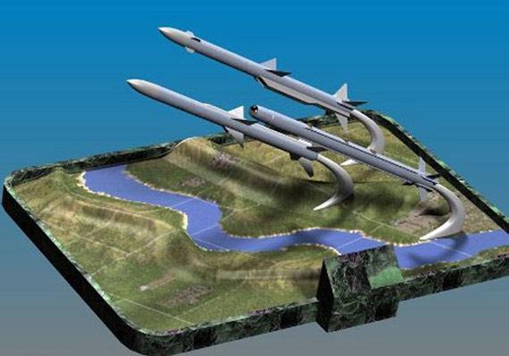 中国三款新型空空导弹3D图 分别为PL-10 PL-13 PL-ASR