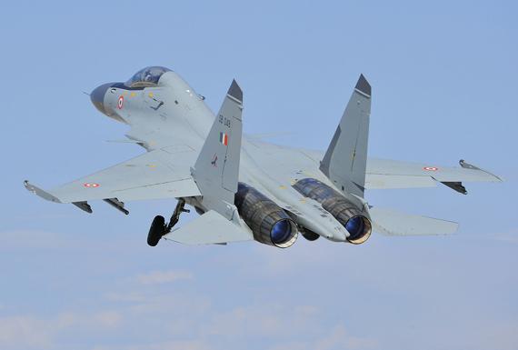 印度将升级全部苏-30MKI 为其装备布拉莫斯导弹
