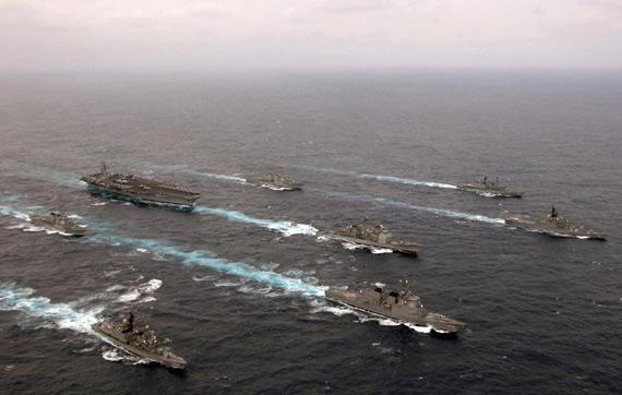 文章称中国研究反舰弹道导弹重点是为对抗亚太地区的美国海军