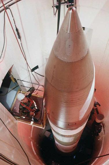 美空军成立全球打击指挥中心以对付中俄核力量