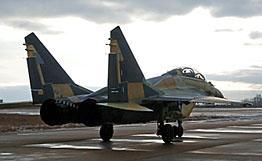 米格公司表示余下的12架战斗机将于2009年底交付完毕