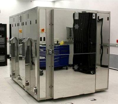 诺思罗普·格鲁曼公司研制出的高功率固体激光器