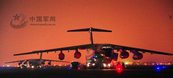 解放军目前严重缺乏战略运输机