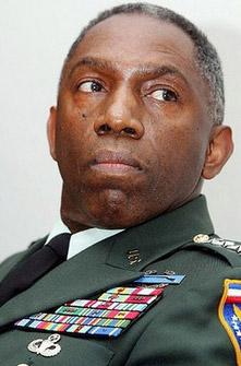 资料图:美军非洲司令部司令陆军上将威廉·沃德