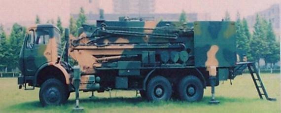 中国反隐身雷达系统