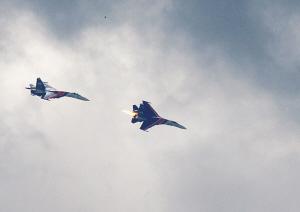遇难俄飞行表演队队长曾计划赴北京度假(图)
