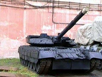 """网络上的所谓的五代坦克""""黑鹰""""图片"""