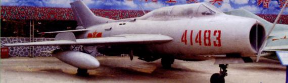 资料图:国产歼教-6型教练机