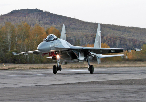 Data for: Russia is actively marketing to the latest Su-35 foreign fighters