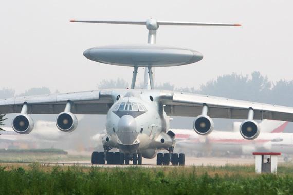 国产空警-2000预警机技术超前