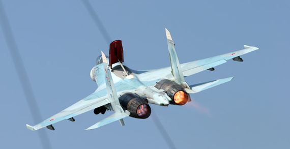 Data for: Russian Air Force Su-27SM fighters improved