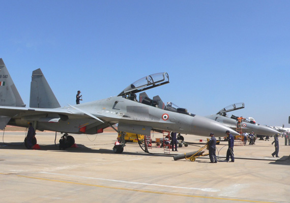 Indian Air Force Su-30MKI fighters latest fall from time to time machines and other accidents 。