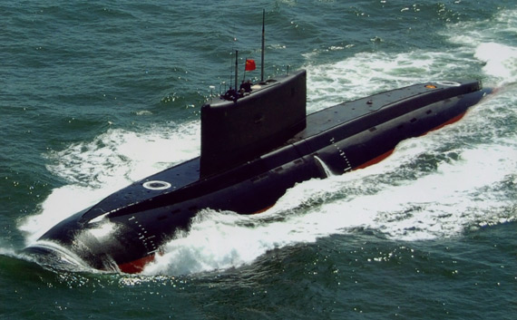 Data for: Russian Kilo-class submarines are the sea cruise