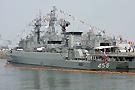 外国海军中的中国造战舰
