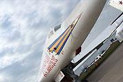 俄图-160重型轰炸机