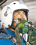特级飞行员李峰