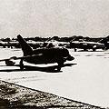 高炮部队首次击落F-51飞机