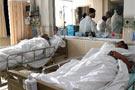 机组人员在医院