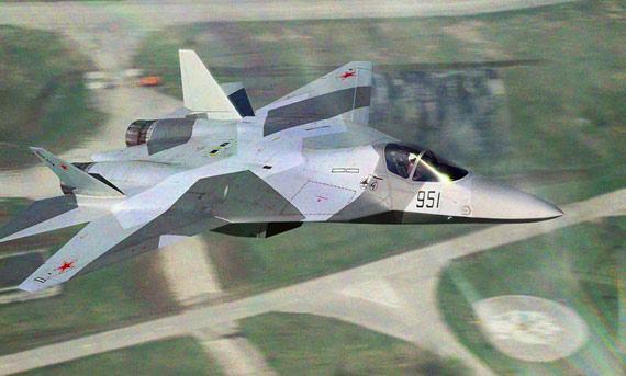 """文章称俄第五代战斗机具备出色的""""隐形""""能力--雷达散射截面仅0.5平方米"""