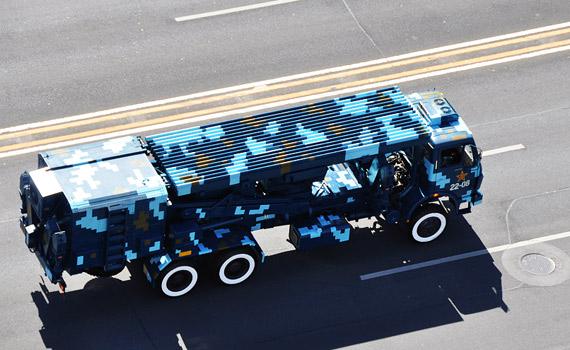 国产第三代预警雷达可同时探测数百批海空目标