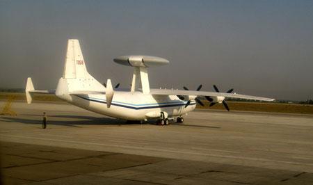 中国以运-8为载机的某出口型预警机