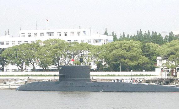 简氏称中国已造3艘元级潜艇 可配C801或俄导弹