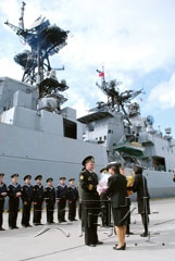 Russia's Pacific Fleet,