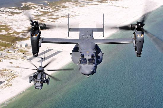 号称兼具固定翼飞机和直升机的优点
