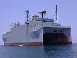 美国测量船在中国海域违规活动
