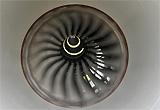 波音787发动机风扇